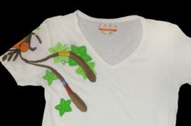 Camiseta Rastas