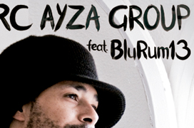 Marc Ayza group feat Blurum13