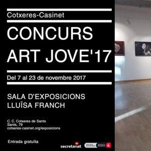 Concurs Art Jove '17