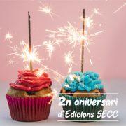 Segundo aniversario de Edicions SECC