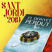 Sant Jordi 2019: firma de ejemplares de «El donyet perdut»