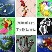 Expo virtual «Animaladas»